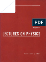 Feynman Exercises Vol2