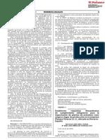 RESOLUCION DIRECTORIAL 005-2020