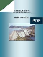 04 Especificaciones Ambientales Taypichaca