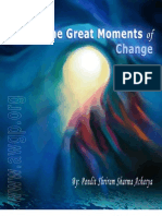 Great Moments of Change