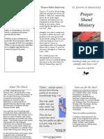 SJA Shawl Ministry Brochure