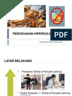 PENCEGAHAN HIPERKOLESTEROL (1)