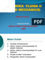 Mekanika fluida 2 perdana