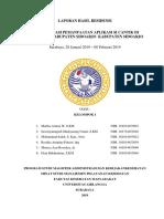 Sistem Informasi Manajemen (SIM) SI-CANTIK