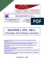 Syllabus m1 Eeas 07-08