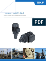 Gerotor Pumps Product series 143