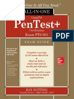CompTIA PenTest+ Certification All-in-One Exam Guide (Exam PT0-001)