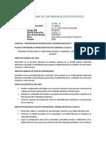 PLAN NACIONAL DE CONTINGENCIA EDUCATIVA