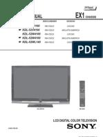 KDL-52V-52W4100-52WL140