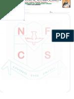 NFCS Orientation Letters