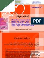 presentasifiqh11nikah-091224101846-phpapp01