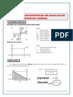 Razones-Trigonométricas-de-Ángulos-en-Posición-Normal-para-Quinto-de-Secundaria