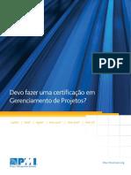 Certificacoes PMI