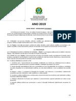 EDITAL PROJET - Projeto de Extensão - MODALIDADE ESTUDANTE - IFAL - 2019