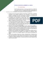 LOS NIVELES DE CONCIENCIA ESPIRITUAL ANDINA