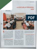 La Escuela Peruana Hoy