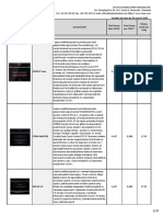 Lista de pret Teka electrocasnice 05.03.2020