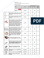 Lista de pret Teka accesorii 05.03.2020