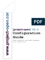 Project Open.configuration Guide.061026