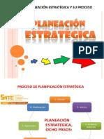SEM. 01 LA PLANIFICACIÓN ESTRAQTÉGICA Y SU PROCESO (1)