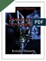 Nameless Surrender - Surrender 1 - Krintin Daniels