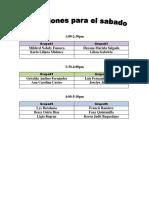 horario de aplicaciones psdx 2 PDF
