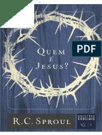 - Quem é Jesus