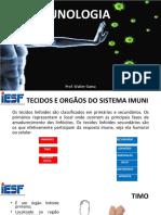 ORGAOS E CELULAS IMUNOLOGICAS-1
