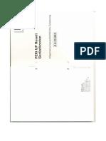 Certificacion Peri Up Rosett