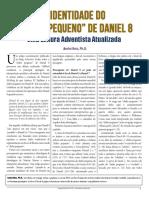 """A Identidade do  """"CHIFRE PEQUENO"""" DE DANIEL 8 .pdf"""