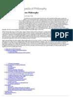Japanese Philosophy (Stanford Encyclopedia of Philosophy)