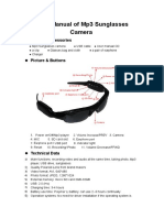 User Manual of Mp3 Sunglasses camera.doc