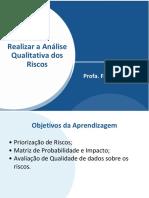 Analise quantitativa
