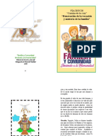 VIA CRUCIS AÑO DEL MINISTERIO DE LA FAMILIA 2020