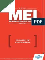 Cartilha Série MEI_ Registro de Funcionário
