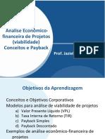 analise economico
