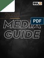 2020 USL Championship Media Guide