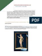 Comptes-rendus Art & Droit - 1. La restitution en cas de contrefaçon