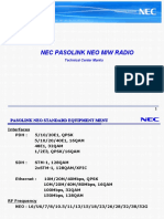 1.) Pasolink Neo Standard (Lecture)