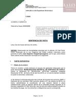Sentencia de Vista Exp.N.º 653-2019
