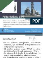 Presentación Polipropileno