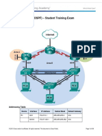 ScaN Skills Assess - OSPF - Student Trng - Examcomplete.docx