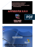 Tutorial Appserver