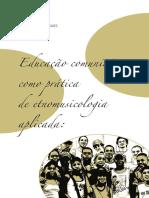 Etnomusicologia Aplicada - Recôncavo baiano