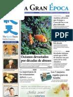 La Gran Epoca,Rep-Dominicana,  Edicion de Diciembre 2010