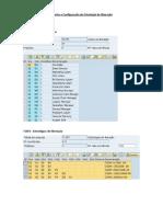 Tabelas de Estratégia de liberação SAP