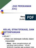 SOSIOLOGI PERIKANAN, kuliah keEMPAT (PIM 1231)
