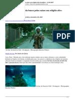 Filme conta história da busca pelas raízes em religião afrobrasileira