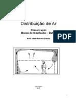 1 - Capa Distribuição de Ar