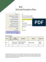 Disaster Relief Plann 1